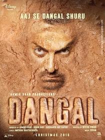 Dangal - Poster / Capa / Cartaz - Oficial 2