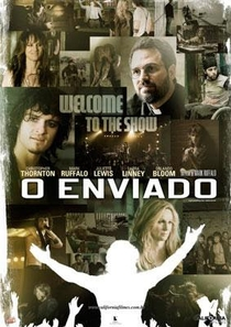 O Enviado - Poster / Capa / Cartaz - Oficial 4