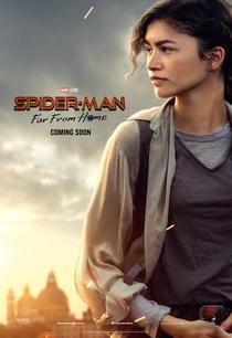 Homem-Aranha: Longe de Casa - Poster / Capa / Cartaz - Oficial 8