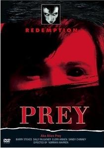 Alien Prey - Poster / Capa / Cartaz - Oficial 1