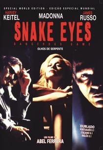Olhos de Serpente  - Poster / Capa / Cartaz - Oficial 12
