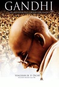 Gandhi - Poster / Capa / Cartaz - Oficial 2