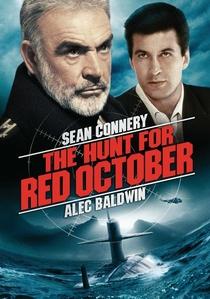 Caçada ao Outubro Vermelho - Poster / Capa / Cartaz - Oficial 5