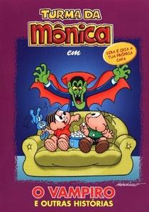 Turma da Monica - O Vampiro e Outras Histórias - Poster / Capa / Cartaz - Oficial 1