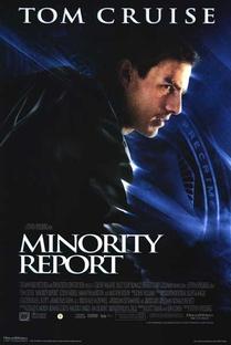Minority Report - A Nova Lei - Poster / Capa / Cartaz - Oficial 3