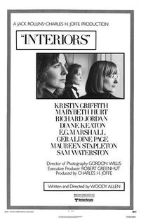 Interiores - Poster / Capa / Cartaz - Oficial 1