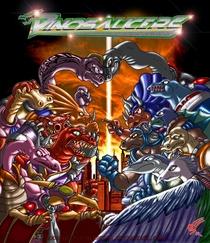 Dinosaucers  - Poster / Capa / Cartaz - Oficial 11