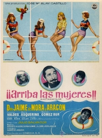 ¡Arriba las Mujeres! - Poster / Capa / Cartaz - Oficial 1