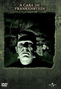 A Casa de Frankenstein - Poster / Capa / Cartaz - Oficial 5