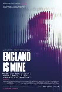 England Is Mine - Poster / Capa / Cartaz - Oficial 1