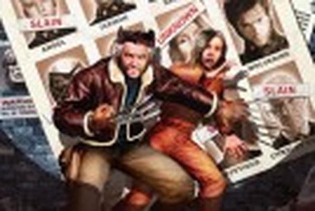 """Wolverine e Fera em imagem dos bastidores de """"X-Men: Dias de um Futuro Esquecido"""""""