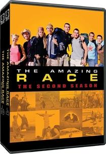 The Amazing Race (2ª Temporada) - Poster / Capa / Cartaz - Oficial 1