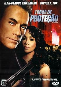 Força de Proteção - Poster / Capa / Cartaz - Oficial 2