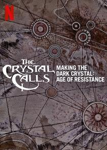 Por Dentro do Cristal - Os Bastidores de O Cristal Encantado: A Era da Resistência - Poster / Capa / Cartaz - Oficial 1