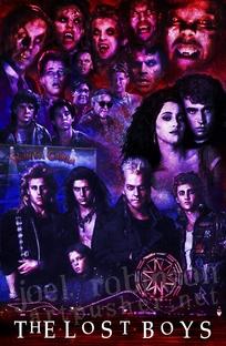 Os Garotos Perdidos (1ª Temporada) - Poster / Capa / Cartaz - Oficial 1