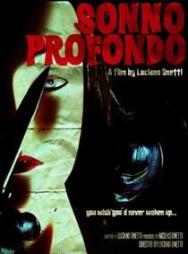 Sonno Profondo - Poster / Capa / Cartaz - Oficial 3