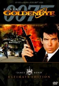 007 - Contra GoldenEye - Poster / Capa / Cartaz - Oficial 2