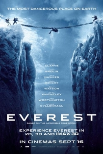 Evereste - Poster / Capa / Cartaz - Oficial 6