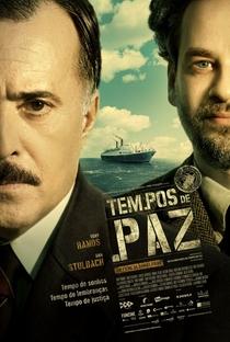 Tempos de Paz - Poster / Capa / Cartaz - Oficial 1