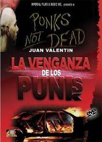 La Venganza de los Punks - Poster / Capa / Cartaz - Oficial 1