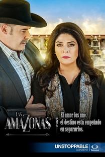Las Amazonas - Poster / Capa / Cartaz - Oficial 5