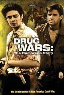 A Guerra das Drogas - Poster / Capa / Cartaz - Oficial 2