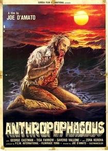 O Antropófago - Poster / Capa / Cartaz - Oficial 3