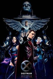 X-Men: Apocalipse - Poster / Capa / Cartaz - Oficial 11