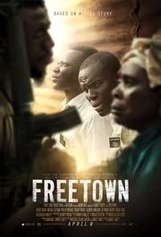 Freetown - Poster / Capa / Cartaz - Oficial 1