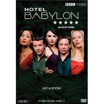 Hotel Babylon (3ª Temporada) - Poster / Capa / Cartaz - Oficial 1