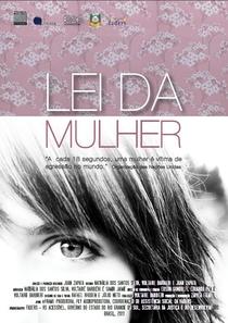 Lei da Mulher - Poster / Capa / Cartaz - Oficial 1
