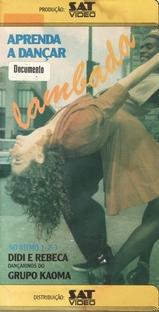 Lambada - Aprenda a Dançar - Poster / Capa / Cartaz - Oficial 1