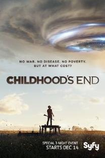 O Fim Da Infância - Poster / Capa / Cartaz - Oficial 1