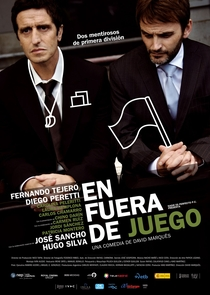 En Fuera de Juego - Poster / Capa / Cartaz - Oficial 1