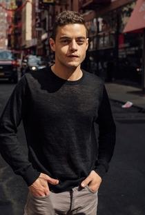 Rami Malek - Poster / Capa / Cartaz - Oficial 6