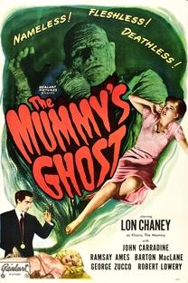 O Fantasma da Múmia - Poster / Capa / Cartaz - Oficial 1