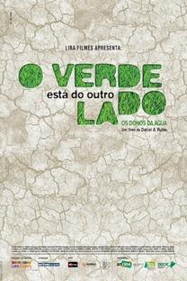 O Verde Está do Outro Lado - Poster / Capa / Cartaz - Oficial 2