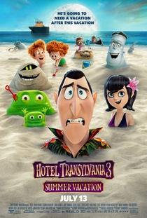 Hotel Transilvânia 3: Férias Monstruosas - Poster / Capa / Cartaz - Oficial 7
