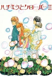 Honey & Clover (2ª Temporada) - Poster / Capa / Cartaz - Oficial 8