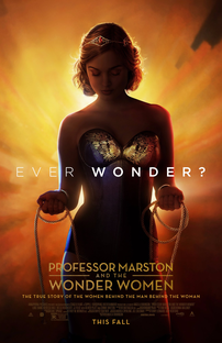 Professor Marston e as Mulheres Maravilhas - Poster / Capa / Cartaz - Oficial 2