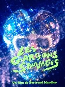 Os Garotos Selvagens - Poster / Capa / Cartaz - Oficial 3