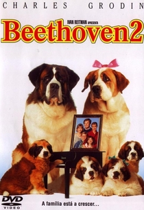 Beethoven 2 - Poster / Capa / Cartaz - Oficial 2