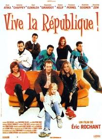 Vive la république - Poster / Capa / Cartaz - Oficial 1