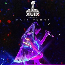 Super Bowl XLIX Halftime Show: Katy Perry - Poster / Capa / Cartaz - Oficial 1