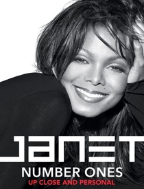Janet Jackson: Number Ones: Up Close and Personal - Poster / Capa / Cartaz - Oficial 1