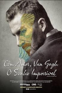 Com Amor, Van Gogh – O Sonho Impossível - Poster / Capa / Cartaz - Oficial 1