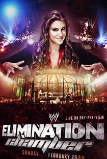 WWE Elimination Chamber - 2014 - Poster / Capa / Cartaz - Oficial 1