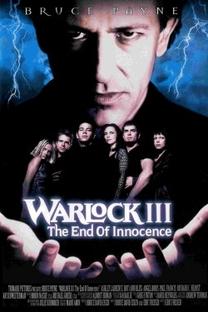 Warlock 3: O Fim da Inocência - Poster / Capa / Cartaz - Oficial 2