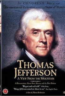 Thomas Jefferson: A View from the Mountain - Poster / Capa / Cartaz - Oficial 1