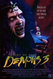A Noite dos Demônios 3 - Poster / Capa / Cartaz - Oficial 1